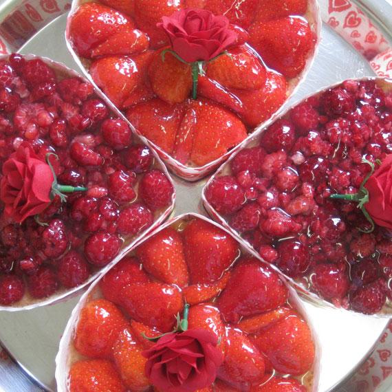 Obstkuchen, Kuchen & Torten